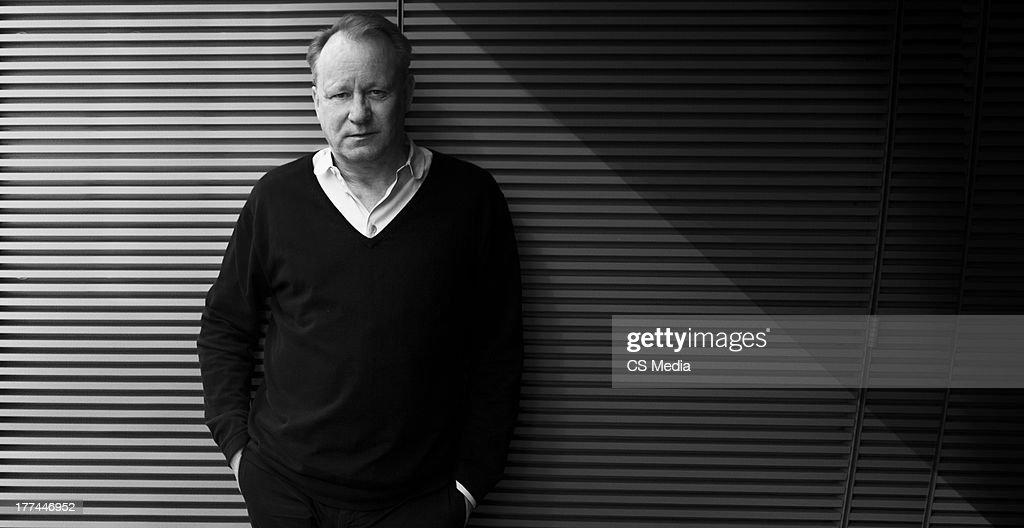 Stellan Skarsgard, Portrait shoot, March 15, 2012