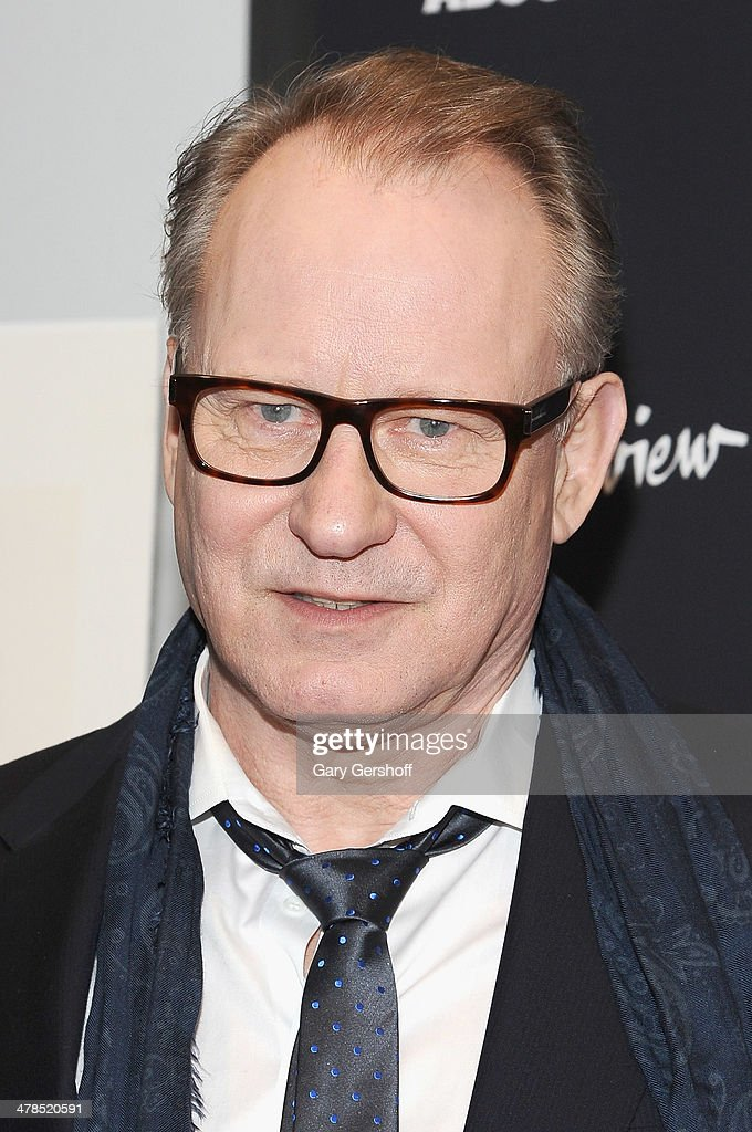 Actor Stellan Skarsgård attends the 'Nymphomaniac: Volume I' screening at The Museum of Modern Art on March 13, 2014 in New York City.