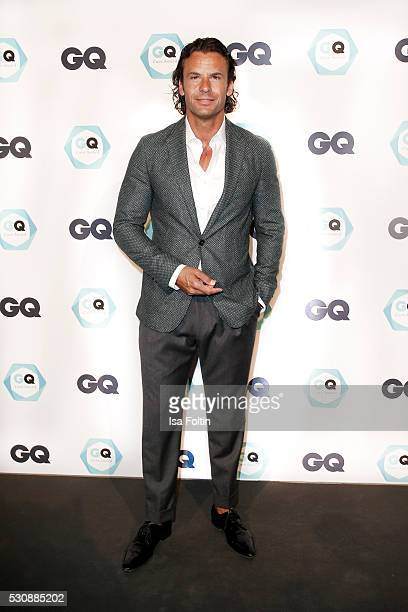 Actor Stephan Luca attends the GQ Care Award 2016 at The Grand on May 11 2016 in Berlin Germany
