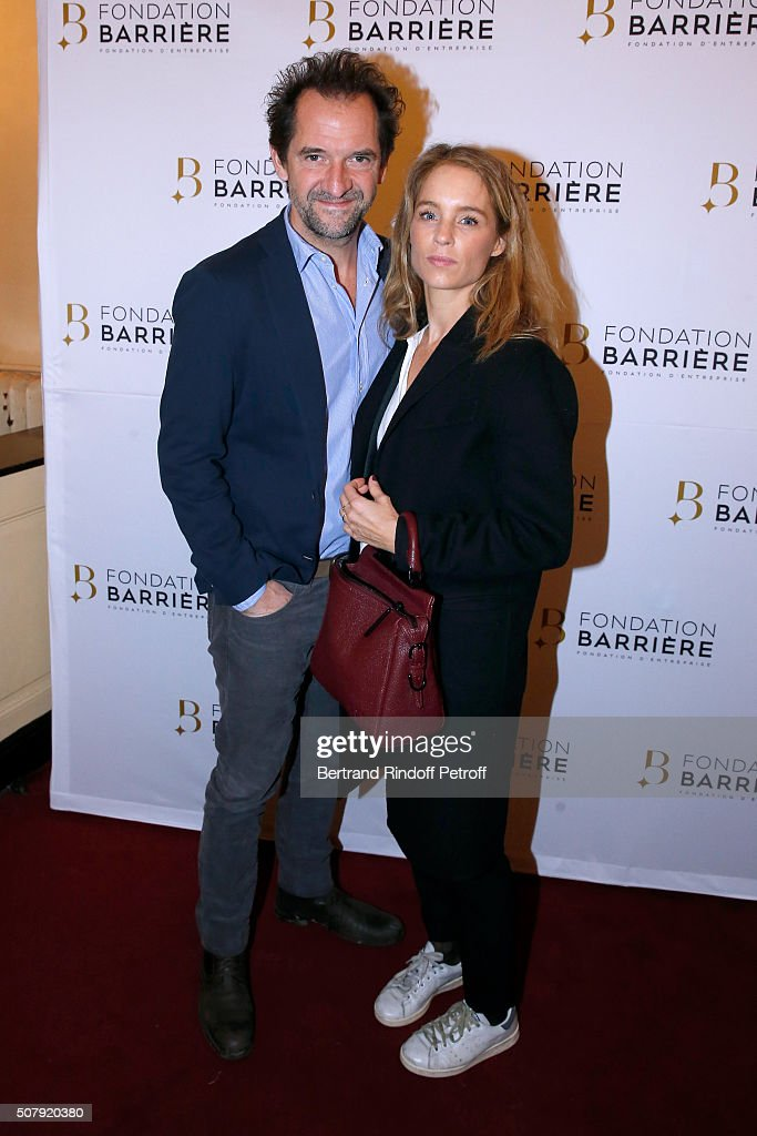 Fondation Diane And Lucien Barriere - Theater Price 2015 In Paris