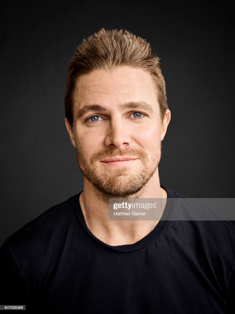 Actor Stephen Amell from 'Arrow' is photographed for Entertainment Weekly Magazine on July 23, 2016 at Comic Con in the Hard Rock Hotel in San Diego, California.