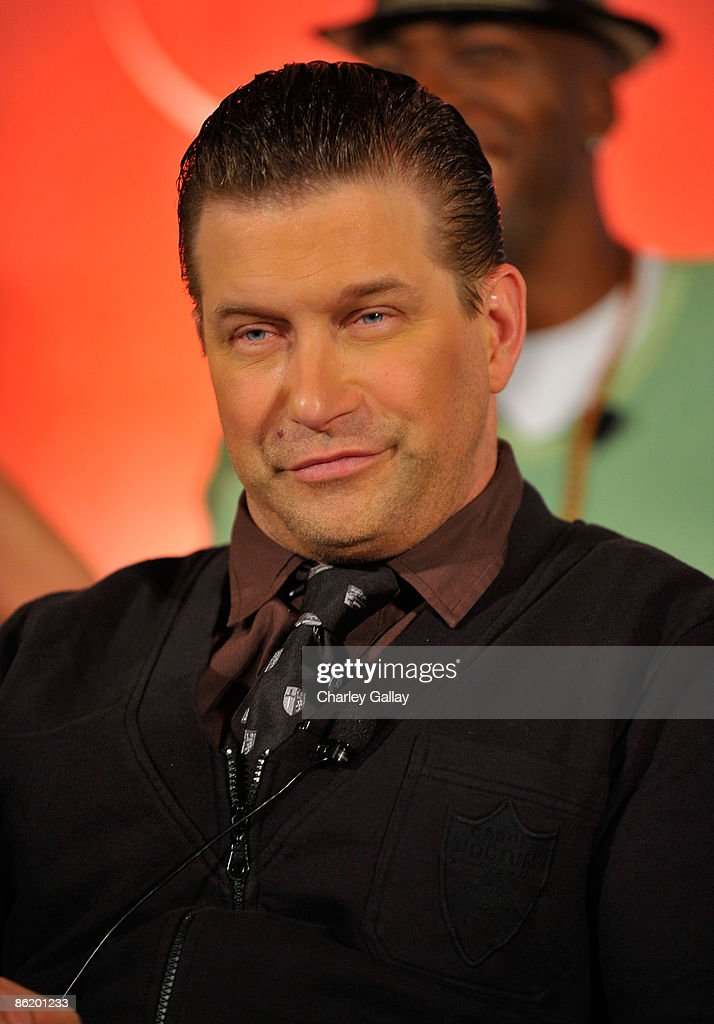 Actor Stephen Baldwin attends a press conference for 'I'm a Celebrity Get Me Out Of Here' at the Langham Hotel on April 24 2009 in Pasadena California