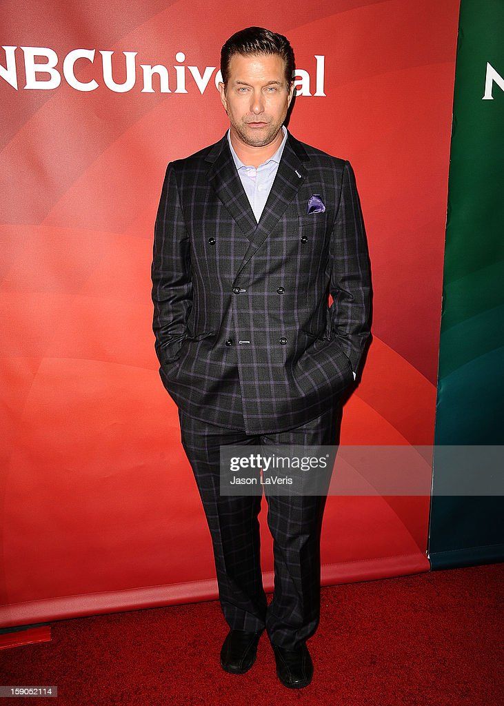 Actor Stephen Baldwin attends the 2013 NBC TCA Winter Press Tour at The Langham Huntington Hotel and Spa on January 6, 2013 in Pasadena, California.