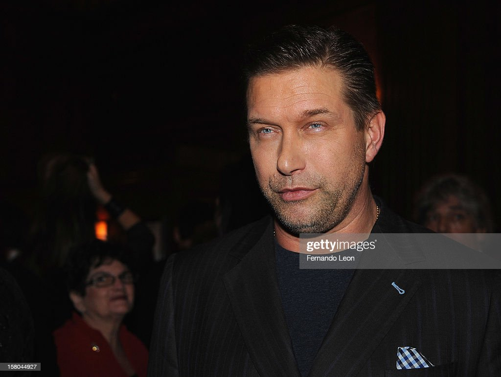 Actor <a gi-track='captionPersonalityLinkClicked' href=/galleries/search?phrase=Stephen+Baldwin&family=editorial&specificpeople=213776 ng-click='$event.stopPropagation()'>Stephen Baldwin</a> attends The Cinema Society With Chrysler & Bally Host The Premiere Of 'Stand Up Guys' After Party at The Plaza Hotel on December 9, 2012 in New York City.