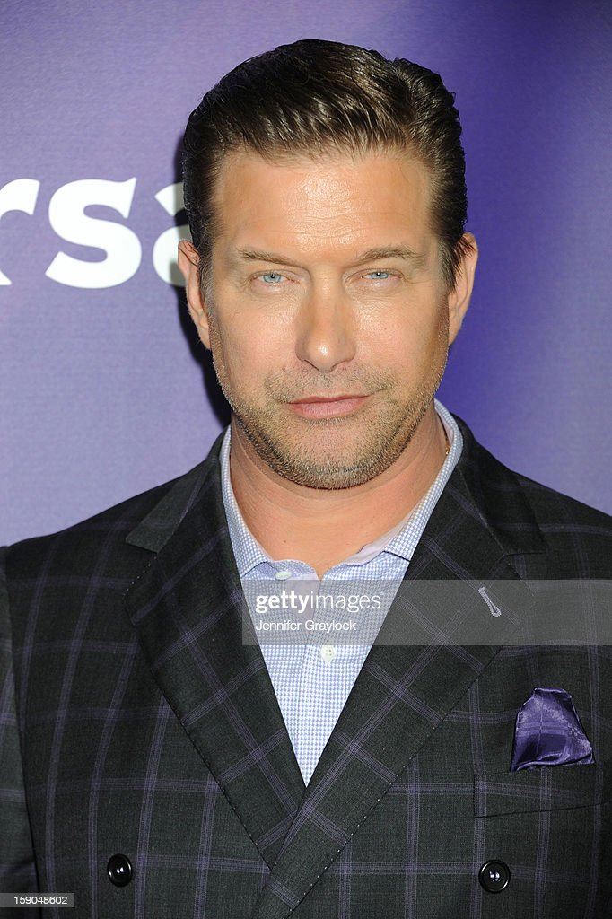 Actor Stephen Baldwin attends the NBC Winter TCA Press Tour held at the Langham Huntington Hotel and Spa on January 6, 2013 in Pasadena, California.