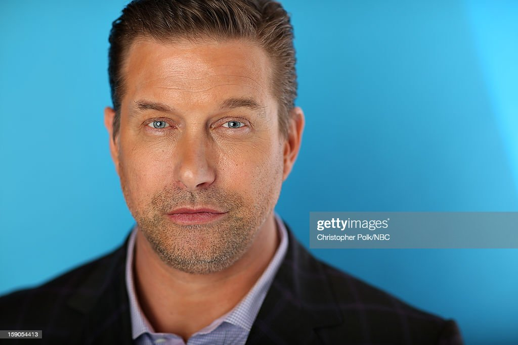 Actor Stephen Baldwin attends the NBCUniversal 2013 TCA Winter Press Tour at The Langham Huntington Hotel and Spa on January 6, 2013 in Pasadena, California.
