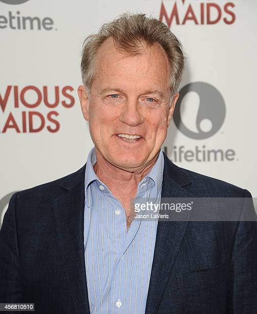 Actor Stephen Collins attends the premiere of 'Devious Maids' at BelAir Bay Club on June 17 2013 in Beverly Hills California