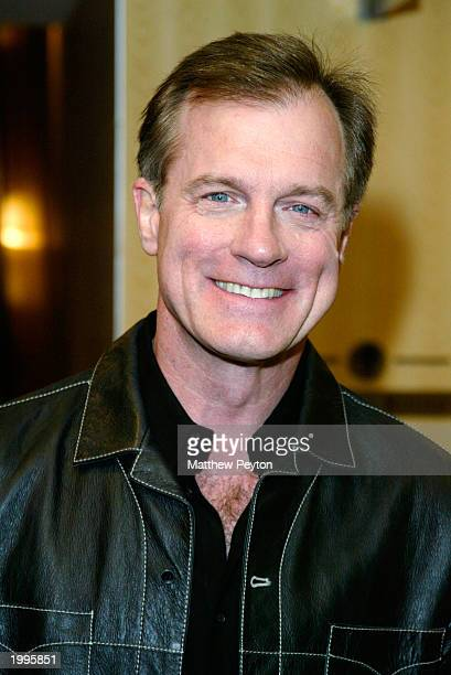 Actor Stephen Collins from the show '7th Heaven' attends the 'WB Upfront' preview of the 2003/2004 television lineup at the Sheraton New York May...