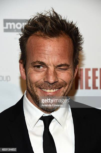 Actor Stephen Dorff arrives at the premiere of Momentum Pictures' 'Wheeler' at the Vista Theatre on January 30 2017 in Los Angeles California