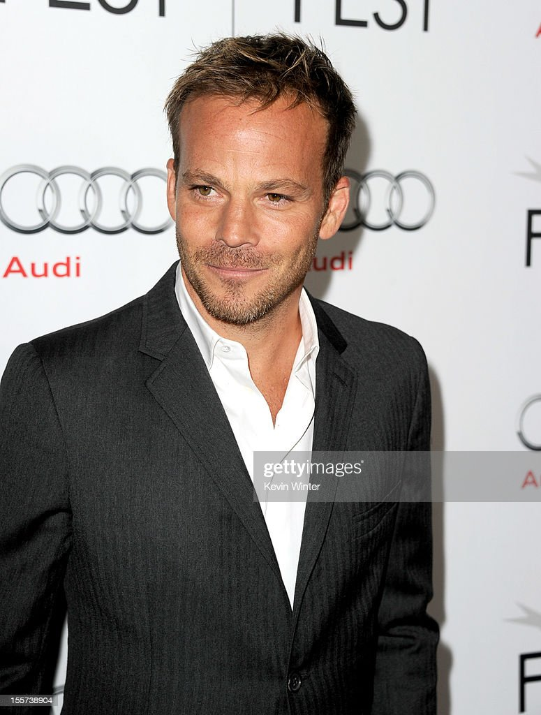 Actor Stephen Dorff arrives at the 'Zaytoun' screening during AFI Fest 2012 presented by Audi at Grauman's Chinese Theatre on November 7, 2012 in Hollywood, California.