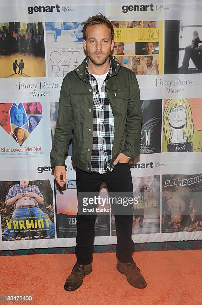 Actor Stephen Dorff attends the 18th Annual Genart Film Festival Closing Night She Loves Me Not Swim Little Fish Swim Young Zero Hour The Motel Life...