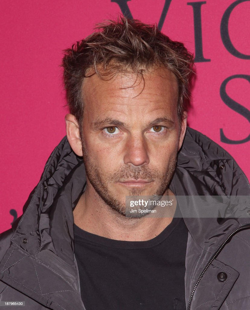 Actor Stephen Dorff attends the 2013 Victoria's Secret Fashion Show at Lexington Avenue Armory on November 13, 2013 in New York City.