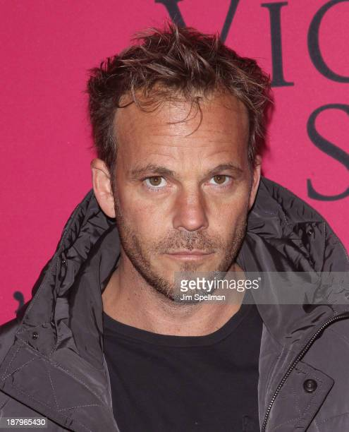 Actor Stephen Dorff attends the 2013 Victoria's Secret Fashion Show at Lexington Avenue Armory on November 13 2013 in New York City