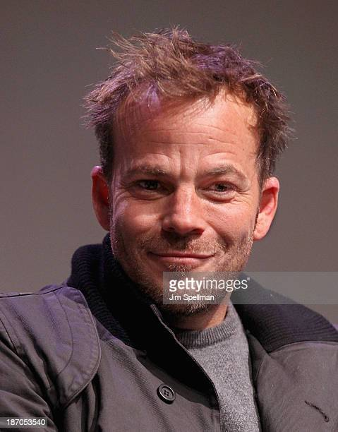 Actor Stephen Dorff attends the Apple Store Soho Presents 'The Motel Life' at Apple Store Soho on November 5 2013 in New York City