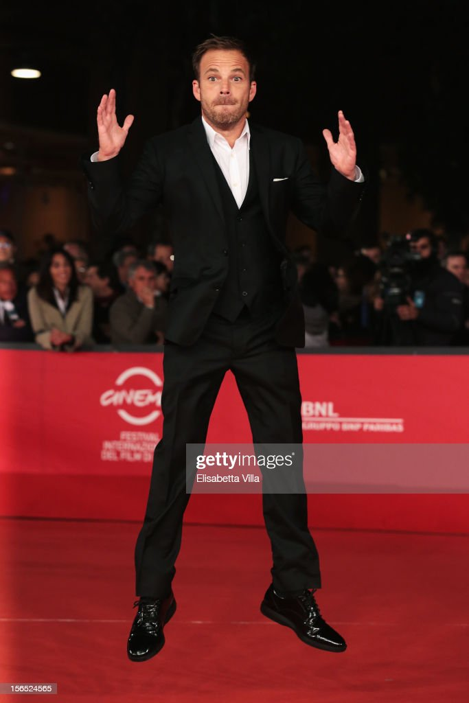 Actor Stephen Dorff attends 'The Motel Life' Premiere during the 7th Rome Film Festival at the Auditorium Parco Della Musica on November 16 2012 in...