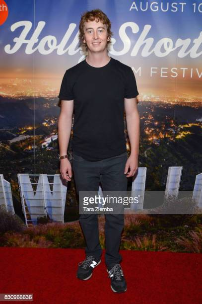 Actor Stephen Ellis attends the Primetime Short Films series during the 2017 HollyShorts Film Festival at TCL Chinese 6 Theatres on August 12 2017 in...
