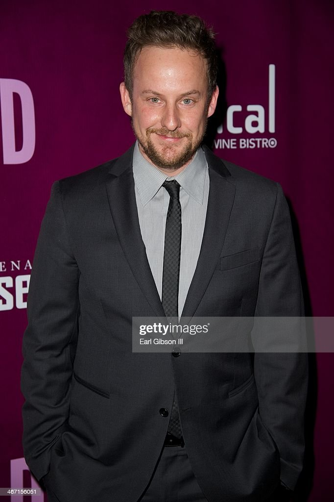 Actor Stephen Guarino attends the opening night performance of 'Above the Fold' at Pasadena Playhouse on February 5, 2014 in Pasadena, California.