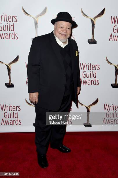 Actor Stephen Henderson attends 69th Writers Guild Awards New York Ceremony at Edison Ballroom on February 19 2017 in New York City