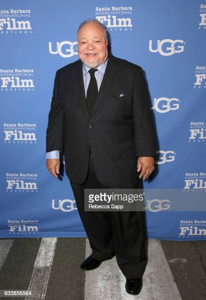 Actor Stephen Henderson attends the Virtuosos Award presented by UGG during the 32nd Santa Barbara International Film Festival at the Arlington...
