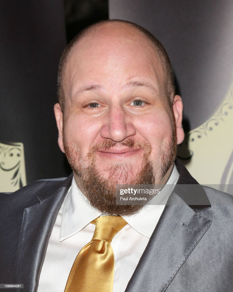 Actor Stephen Kramer Glickman attends the Academy Of Magical Arts 50th Anniversary Gala at The Magic Castle on January 2, 2013 in Hollywood, California.