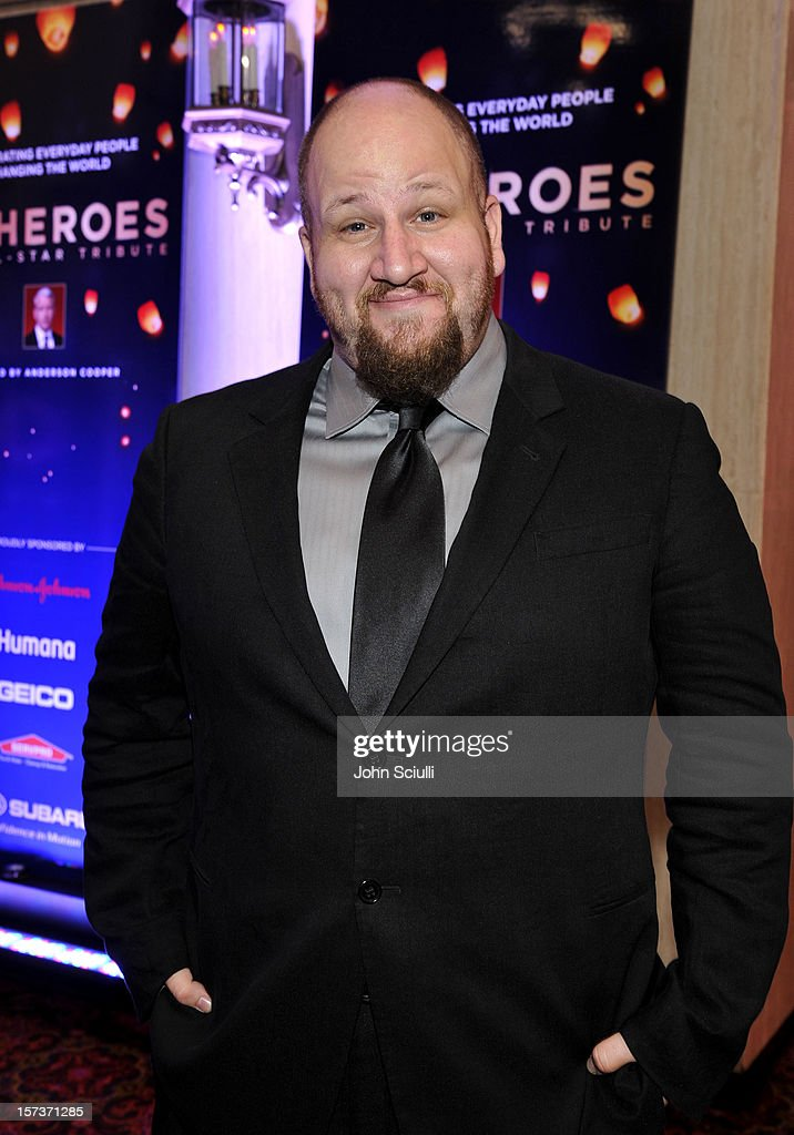 Actor Stephen Kramer Glickman attends the CNN Heroes: An All Star Tribute at The Shrine Auditorium on December 2, 2012 in Los Angeles, California. 23046_003_JS_0180.JPG