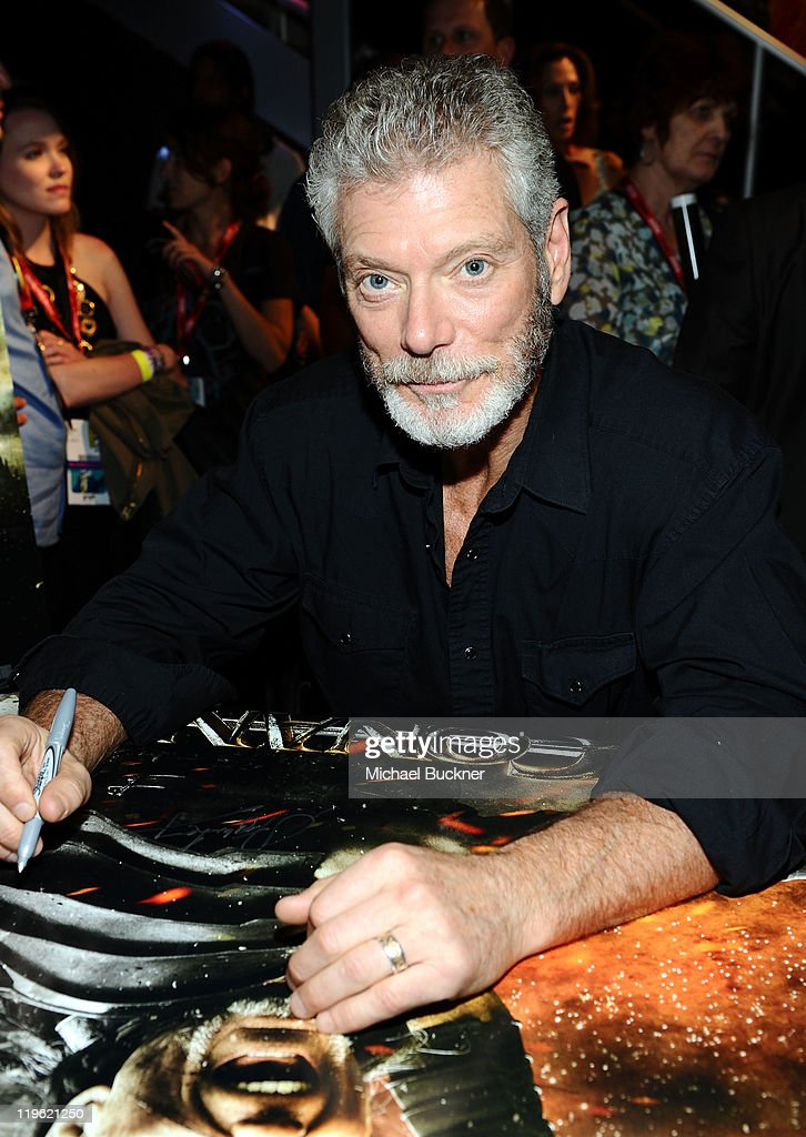 Actor Stephen Lang attends 'Conan The Barbarian' Autograph Signing during Comic-Con 2011 on July 22, 2011 in San Diego, California.