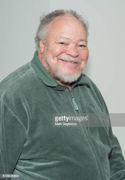 Actor Stephen McKinley Henderson attends the 'Roman J Israel Esquire' New York Premiere at Henry R Luce Auditorium at Brookfield Place on November 20...