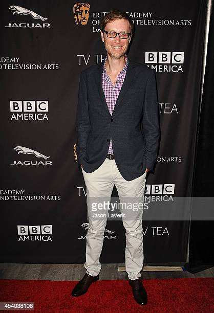 Actor Stephen Merchant attends the BAFTA Los Angeles TV Tea Party at SLS Hotel on August 23 2014 in Beverly Hills California