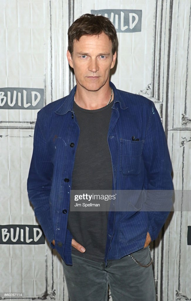 """Build Presents Stephen Moyer Discussing """"The Gifted"""""""
