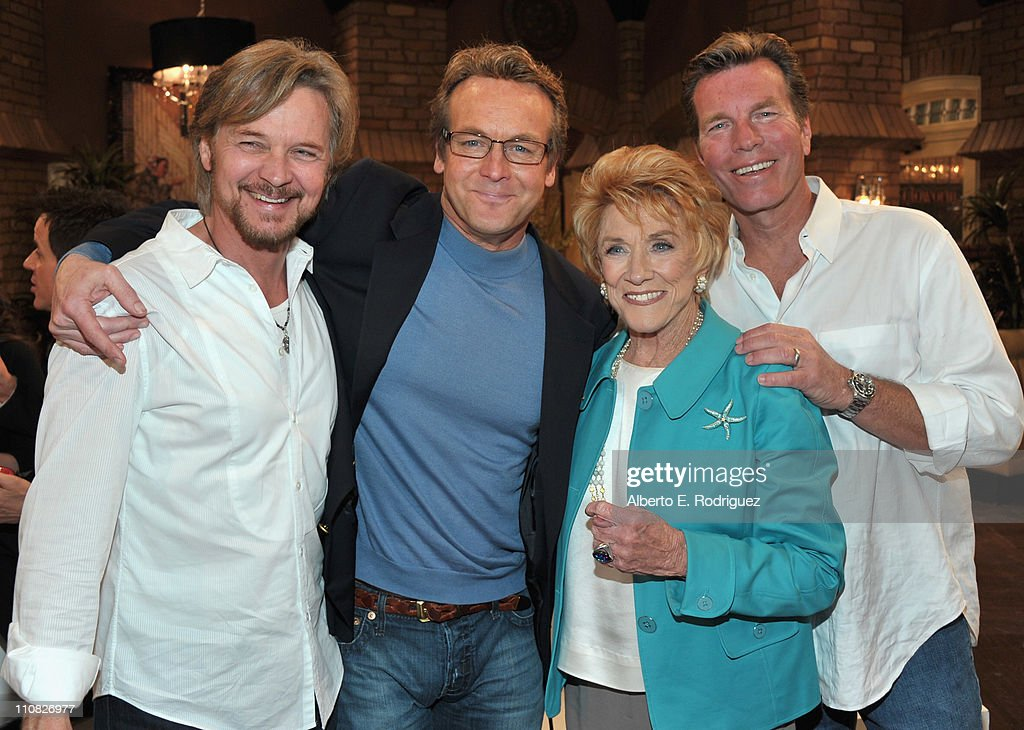"""CBS' """"The Young And The Restless"""" 38th Anniversary Cake Cutting Ceremony"""