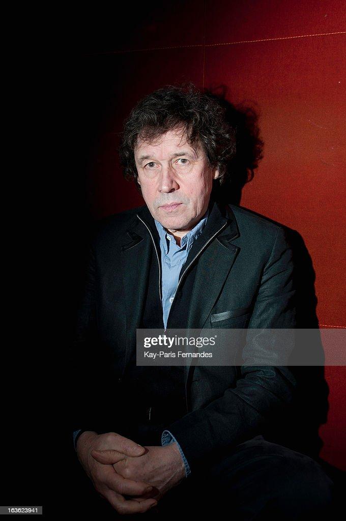 Actor Stephen Rea attends the 'L'Europe Autour De L'Europe' Film Festival at L'Entrepot on March 13 2013 in Paris France
