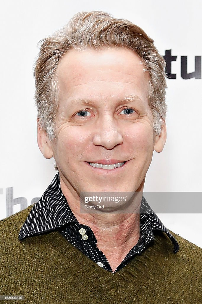 Actor Stephen Spinella attends 'The Mound Builders' Opening Night Party at Signature Theatre Company's The Pershing Square Signature Center on March 17, 2013 in New York City.