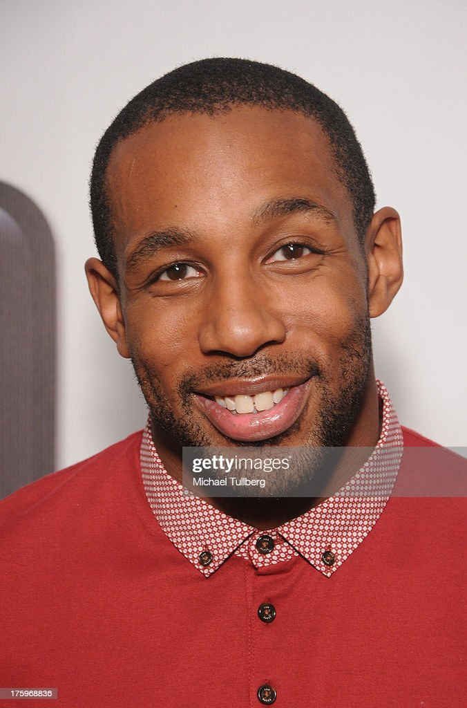 Actor Stephen 'tWitch' Boss attends the 2013 No Bull Teen Video Awards at Westin LAX Hotel on August 10, 2013 in Los Angeles, California.