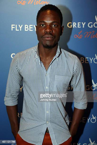 Actor Stephen Tyrone Williams attends Spike Lee's 'Da Sweet Blood Of Jesus' cast and crew special screening at DGA Theater on June 23 2014 in New...