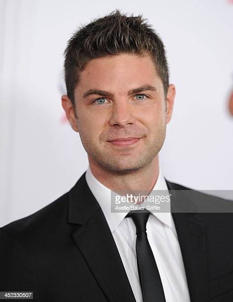 Actor Sterling Jones attends the screening of 'Lone Survivor' at AFI FEST 2013 at the TCL Chinese Theatre on November 12 2013 in Hollywood California