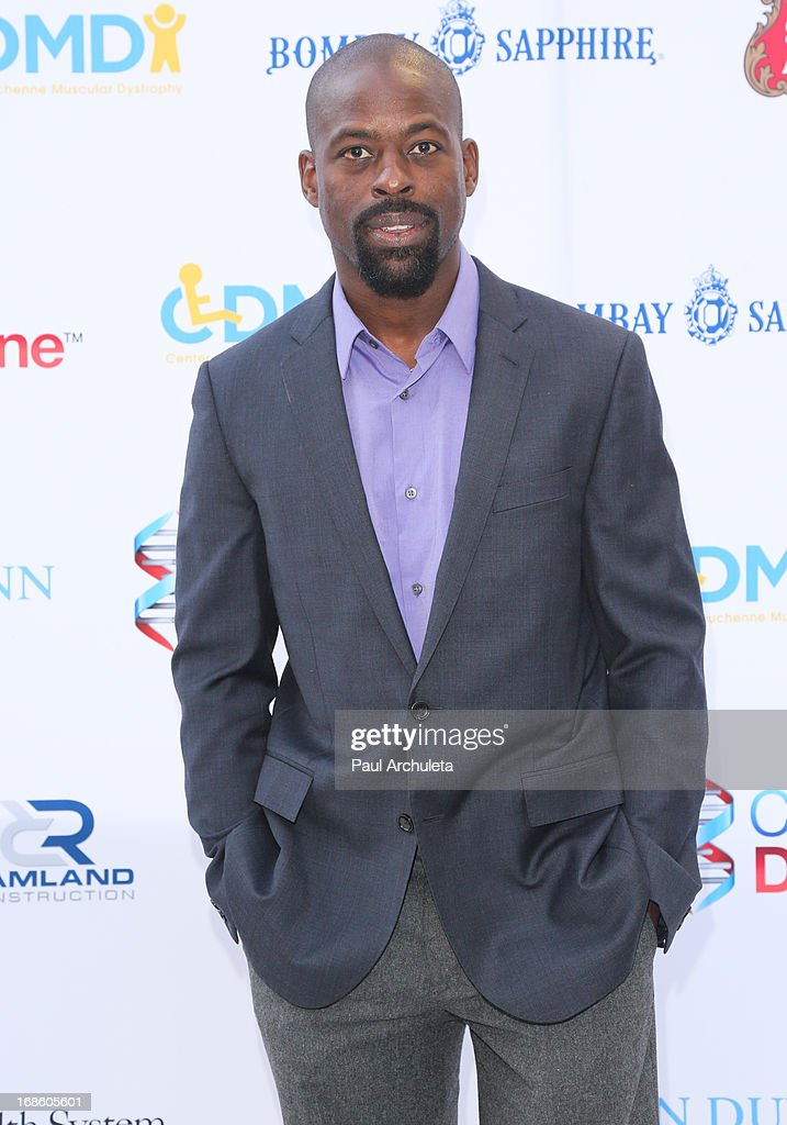 Actor Sterling K. Brown attends the 2013 Duchenne Gala at Sony Pictures Studios on May 11, 2013 in Culver City, California.