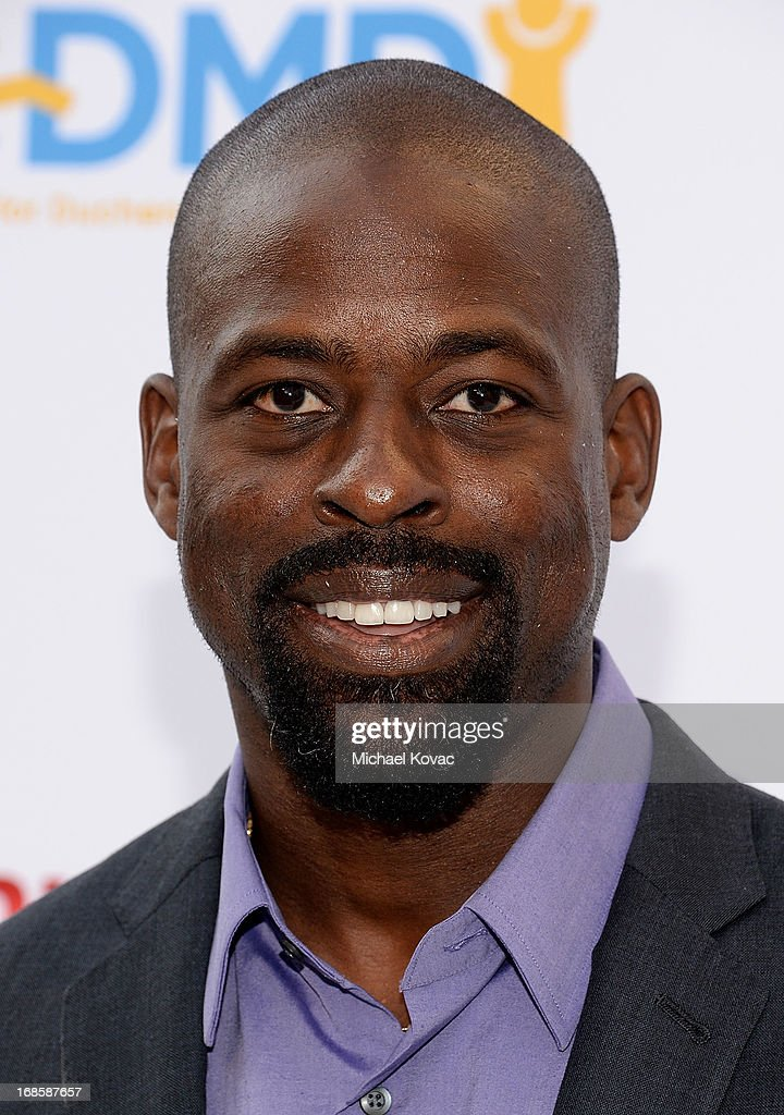 Actor <a gi-track='captionPersonalityLinkClicked' href=/galleries/search?phrase=Sterling+K.+Brown+-+Actor&family=editorial&specificpeople=776554 ng-click='$event.stopPropagation()'>Sterling K. Brown</a> attends the 6th Annual Dealing For Duchenne Charity Poker Tournament at Sony Pictures Studios on May 11, 2013 in Culver City, California.