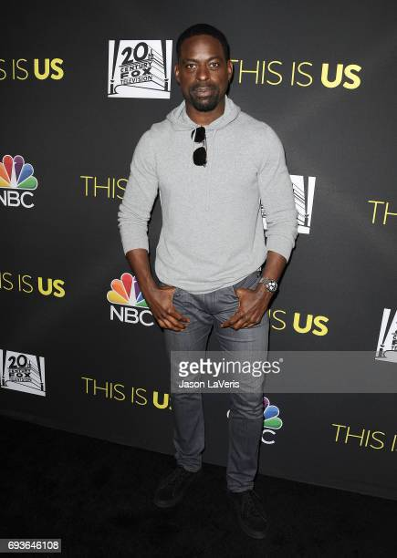 Actor Sterling K Brown attends the 'This Is Us' FYC screening and panel at The Cinerama Dome on June 7 2017 in Los Angeles California
