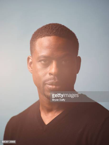 Actor Sterling K Brown photographed for Variety on February 12 in Los Angeles California