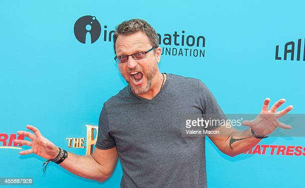 Actor Steve Blum arrives at the premiere of Premiere Of Focus Features' 'The Boxtrolls' at Universal CityWalk on September 21 2014 in Universal City...