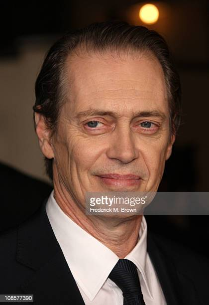 Actor Steve Buscemi arrives at the 63rd Annual Directors Guild Of America Awards held at the Grand Ballroom at Hollywood Highland on January 29 2011...