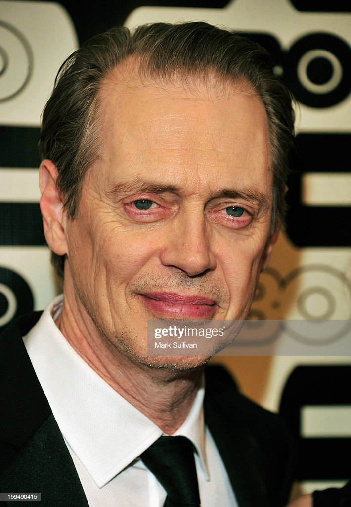 Actor Steve Buscemi attends HBO's 70th Annual Golden Globes after party at Circa 55 Restaurant on January 13, 2013 in Los Angeles, California.