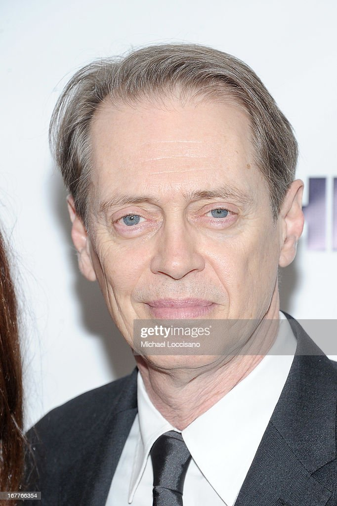 Actor <a gi-track='captionPersonalityLinkClicked' href=/galleries/search?phrase=Steve+Buscemi&family=editorial&specificpeople=207107 ng-click='$event.stopPropagation()'>Steve Buscemi</a> attends the 2013 Actors Fund's Annual Gala honoring Robert De Niro at The New York Marriott Marquis on April 29, 2013 in New York City.