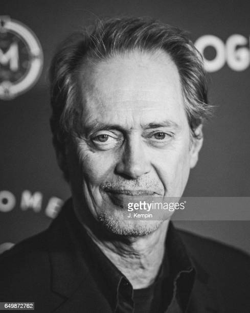Actor Steve Buscemi attends the Metrograph 1st Year Anniversary Party at Metrograph on March 8 2017 in New York City