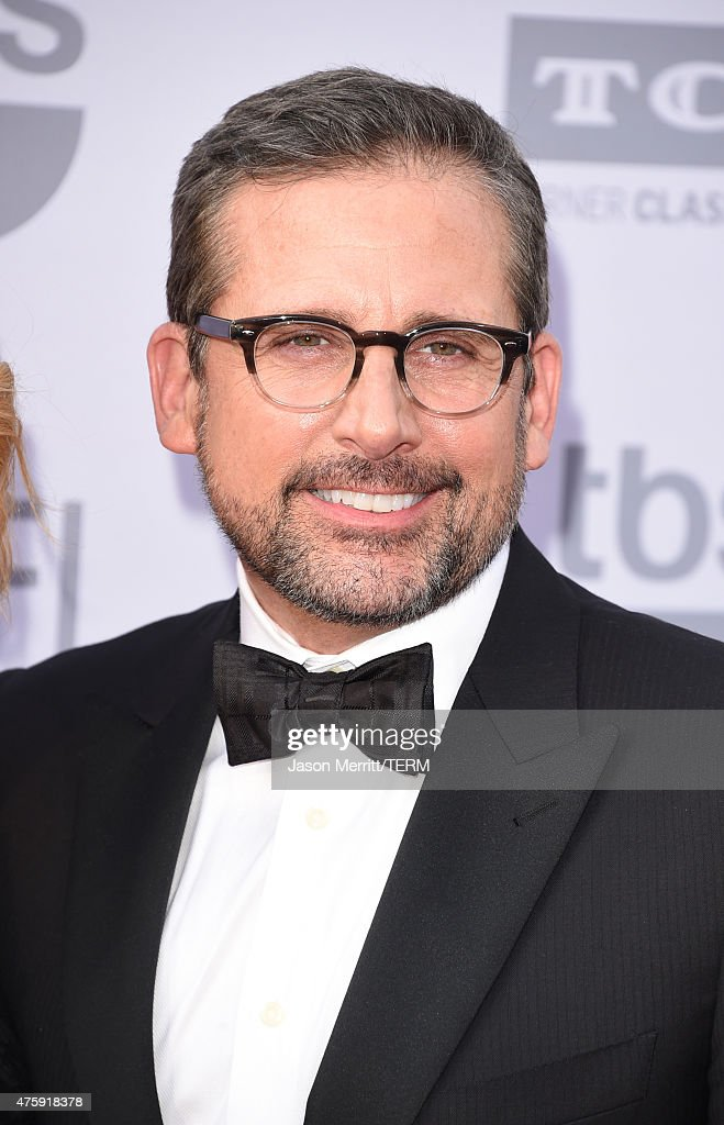 Actor <a gi-track='captionPersonalityLinkClicked' href=/galleries/search?phrase=Steve+Carell&family=editorial&specificpeople=595491 ng-click='$event.stopPropagation()'>Steve Carell</a> attends the 2015 AFI Life Achievement Award Gala Tribute Honoring Steve Martin at the Dolby Theatre on June 4, 2015 in Hollywood, California. 25292_001