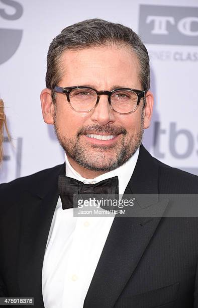 Actor Steve Carell attends the 2015 AFI Life Achievement Award Gala Tribute Honoring Steve Martin at the Dolby Theatre on June 4 2015 in Hollywood...