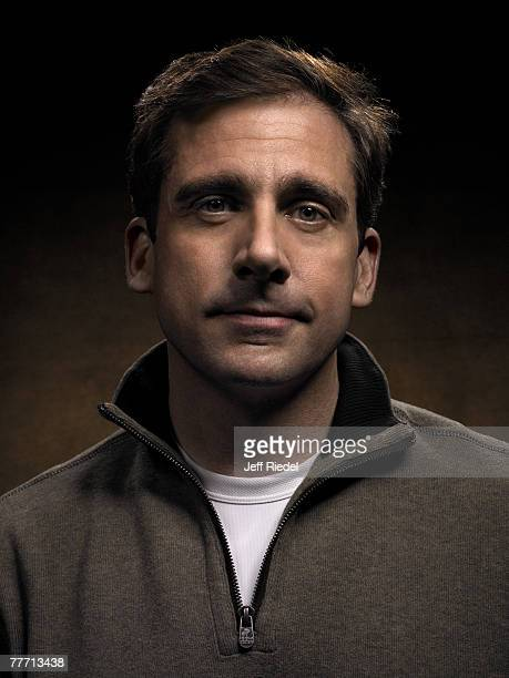 Steve Carell Steve Carell by Jeff Riedel Steve Carell InStyle March 1 2006 Park City Utah