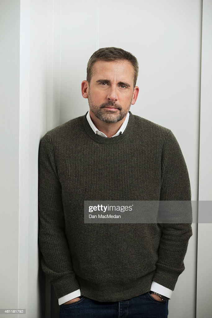 Actor <a gi-track='captionPersonalityLinkClicked' href=/galleries/search?phrase=Steve+Carell&family=editorial&specificpeople=595491 ng-click='$event.stopPropagation()'>Steve Carell</a> is photographed for USA Today on December 17, 2014 in Los Angeles, California.