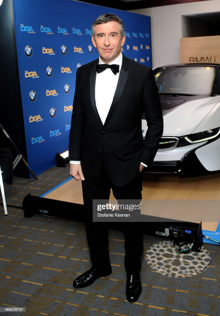 Actor <a gi-track='captionPersonalityLinkClicked' href=/galleries/search?phrase=Steve+Coogan&family=editorial&specificpeople=204648 ng-click='$event.stopPropagation()'>Steve Coogan</a> attends the 66th Annual Directors Guild Of America Awards held at the Hyatt Regency Century Plaza on January 25, 2014 in Century City, California.