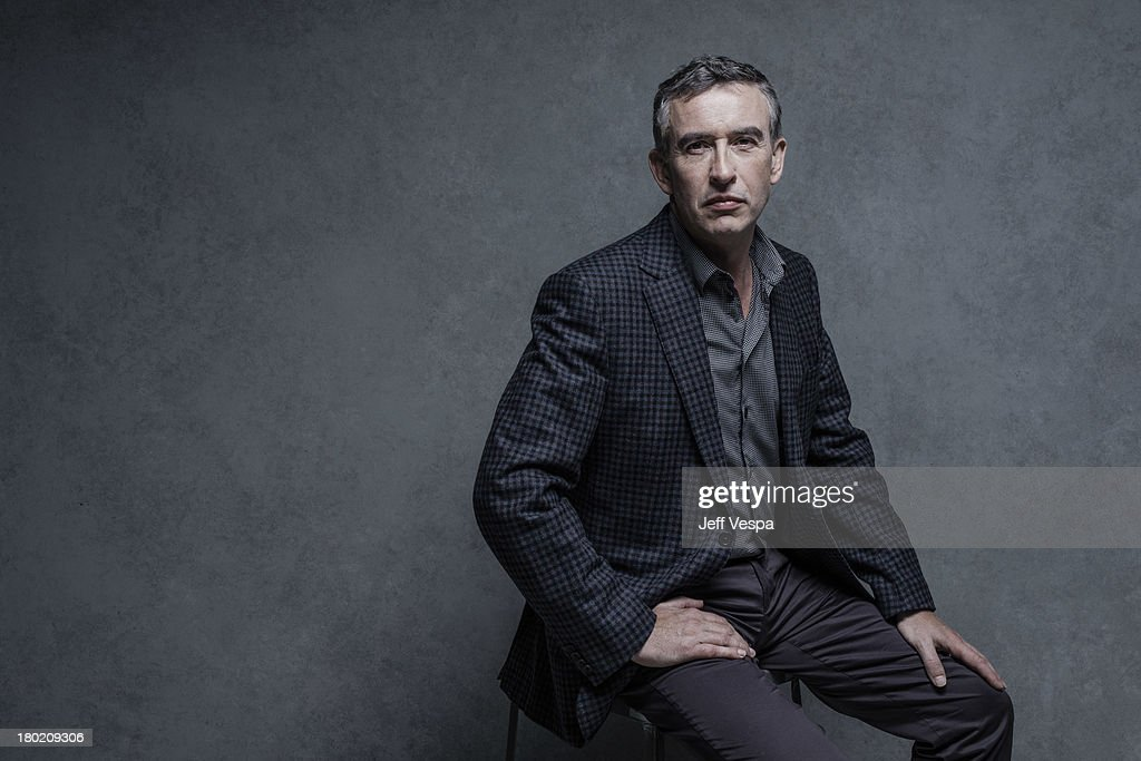 Actor Steve Coogan is photographed at the Toronto Film Festival on September 8, 2013 in Toronto, Ontario.